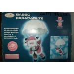 BABBO NATALE MUSICALE PARACADUTE MOVIMENTO ORIZZONT. SU CORDICINA LOTTI14428