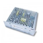 ALIMENTATORE STABILIZZATO SWITCHING METALLICO IP20 230V 13.8VDC 3A ISICURI 21171