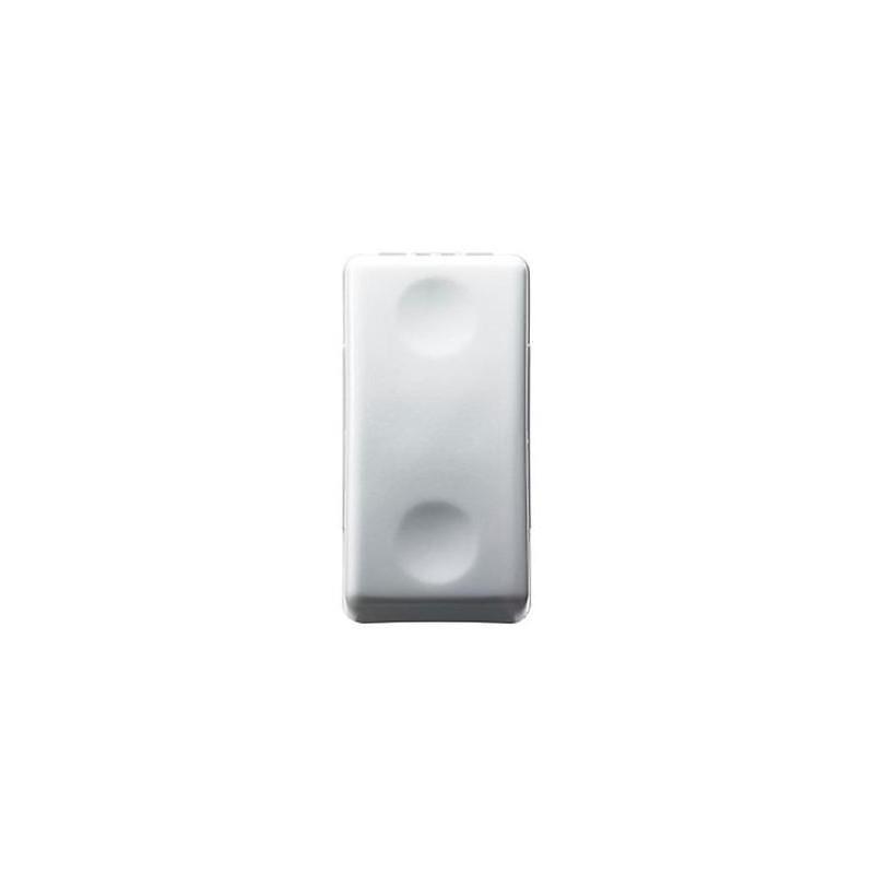 Invertitore Unipolare 16a System Bianco 1 Modulo