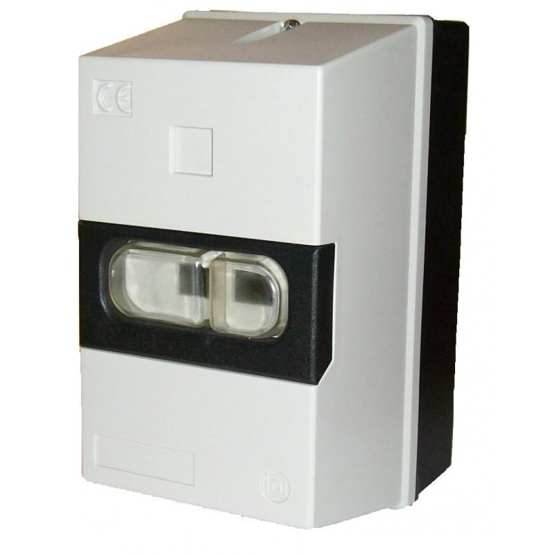 Scatola cassetta a parete per interruttore salvamotore ip55 mk51 k ...