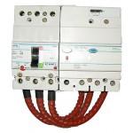 INTERR. AUTO TMR 16KA 3P 125A H1+BLOC DIFFERENZIALE 300MA 3P-3S HAG HD150 HB101