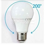 LAMPADINA LED  E27 10W BIANCO NATURALE GARANZIA 2 ANNI 200° VTAC V-TAC 4226