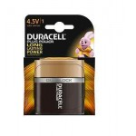 BATTERIA PIATTA 4.5V PLUS POWER BLISTER 1PZ. DURACELL MN1203