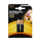 BATTERIA ALCALINA PLUS POWER BLISTER 1PZ. 9V LONG LASTING POWER DURACELL MN1604