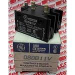 BLOCCHETTO CONTATTO 10AMP 660VAC 1NO / 1NC GE CEMA COD. 080B11V