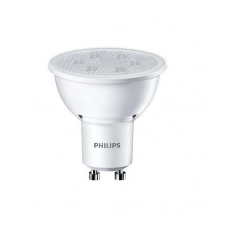 lampadina spot : LAMPADINA SPOT COREPRO LED 6.5W - 65W GU10 3000K CALDA PHILIPS ...
