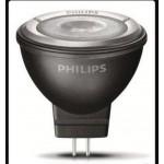 LAMPADA LED PHILIPS MASTER LEDspotLV 3W 2700K CALDA- MR11 -ATTACCO G4 - 24D