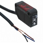 SENSORE FOTOELETTRICO RETRORIFLETTENTE MSR 0,1 - 4M PNP 12-24VDC OMRON E3Z-R81
