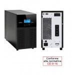 GRUPPO CONTINUITA' UPS EVO DSP 1200VA 840W CABINA TECNOWARE FGCEVDP1203MMCAB