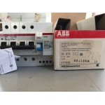 INTERRUTTORE DIFFERENZIALE MAGNETOTERMICO 4P 10A 0.5A 10KA ABB DS674 EY2826