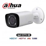 TELECAMERA BULLET IBRIDA 4IN1 1080P 2 MPX 2.7-13.5MM IP67 DAHUA HAC-HFW1220RP-VF
