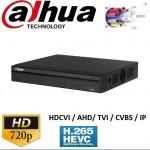 DVR XVR 5in1 16 Canali HD CVI HDTVI AHD ANALOGICO + 8 IP 1080N DAHUA XVR4116HS-X