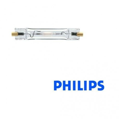 LAMPADINE IODURI METAL MASTER COLOUR CDM-TD 150W 830 RX7S CALDA PHILIPS CDMTD150